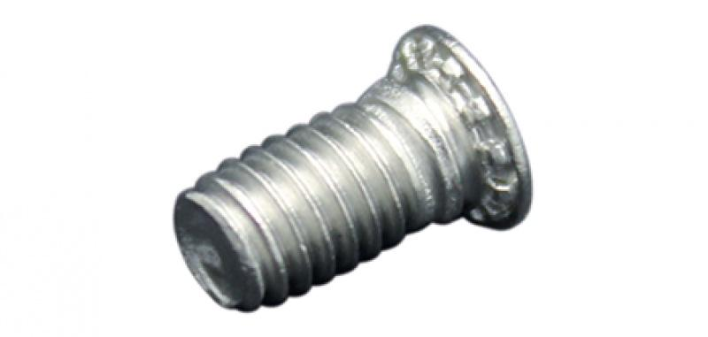 Self clinching stud - Sheet metal fasteners- perfect addition to the well-proven blind rivet products.