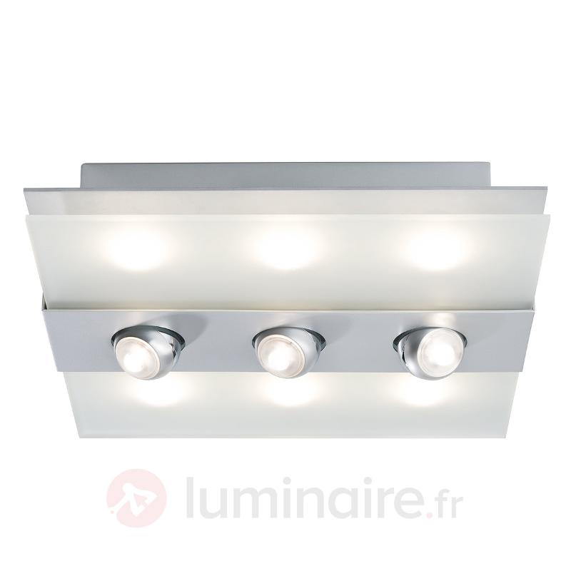 Plafonnier LED Xeta-Spot - Plafonniers LED