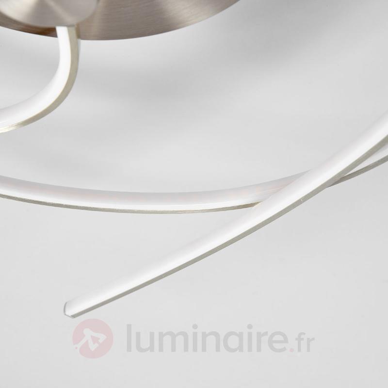 Antoni : un plafonnier épuré à LED - Plafonniers LED