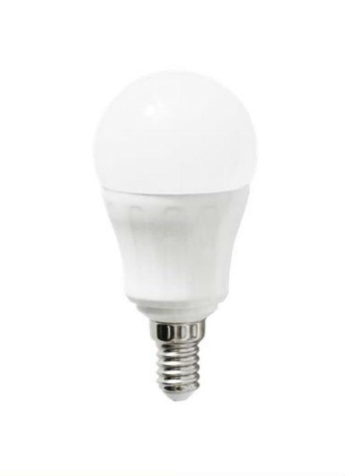 Lampadine LED E14 - 6W opaca 6400K 450lm