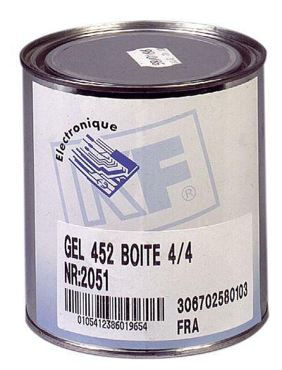 Conduction Electrique/thermique - GEL 452