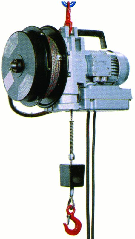 Palans électriques à câble - Palan à câble MINIFOR TRACTEL