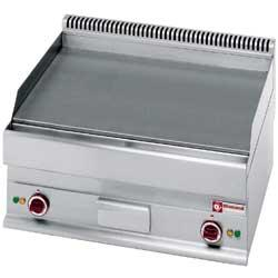 GAMME ALPHA 650 - ELECTRIC COOKING PLATES