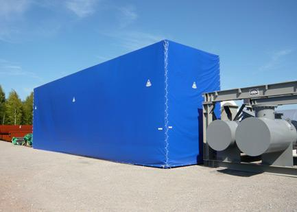 Industry - Flexible tanks and containers