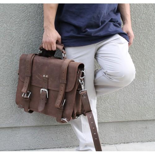 Lederen tassen OEM / Private Label - Tassen voor dames en heren