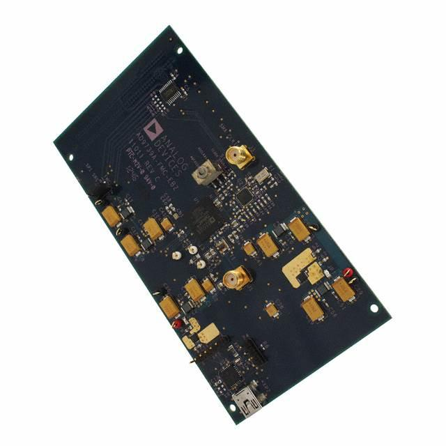 BOARD EVAL W/FMC CONN FPGA DEV - Analog Devices Inc. AD9739A-FMC-EBZ
