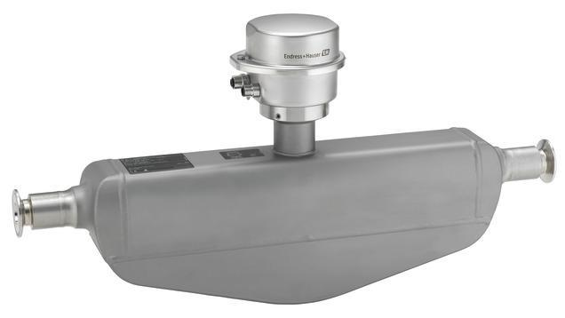 debit mesure produits - debitmetre coriolis promass S 100