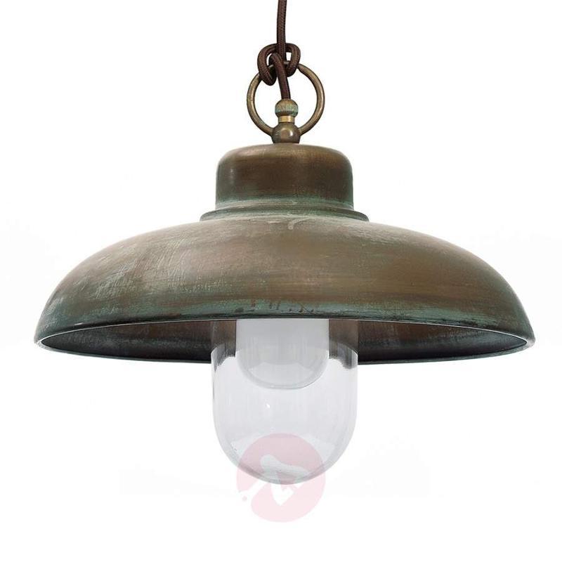 Height-adjustable pendant light Altura - Pendant Lighting