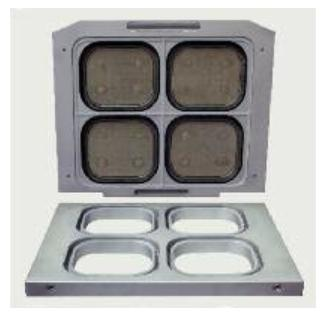 Operculeuse semi-automatique: OPE1000C - Operculeuse semi-automatique