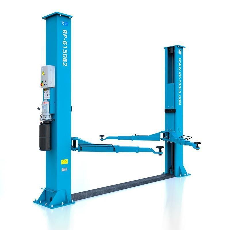 RP-Tools Pont 2 colonnes 5t hydraulique - Ponts colonnes