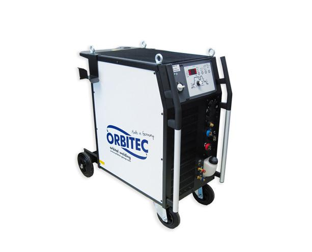Mobile inverter power source for orbital welding Tetrix 351 - Mobile inverter power source for orbital welding - Tetrix 351, Orbitec