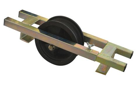 Other sewage pipe accessories - Guide roller - upper edge