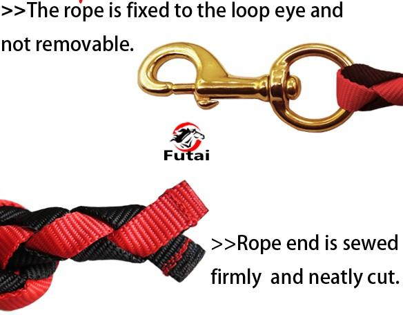 horse lead rope,pet/dog/cat lead rope,18MM thick - horse lead rope,pet's lead rope,cotton material
