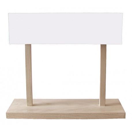 LAMPE EN BOIS DESIGN - LAMPES A POSER