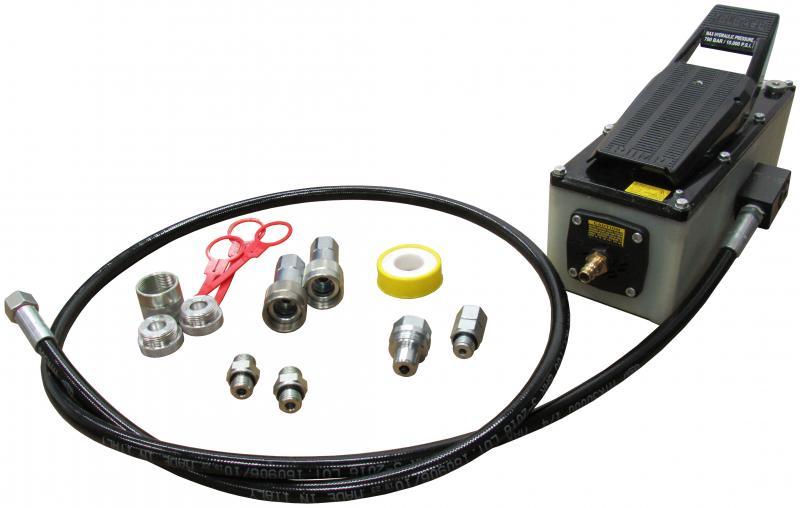 Hydroaggregat HP700 Bausatz 600bar - Hydraulic unit