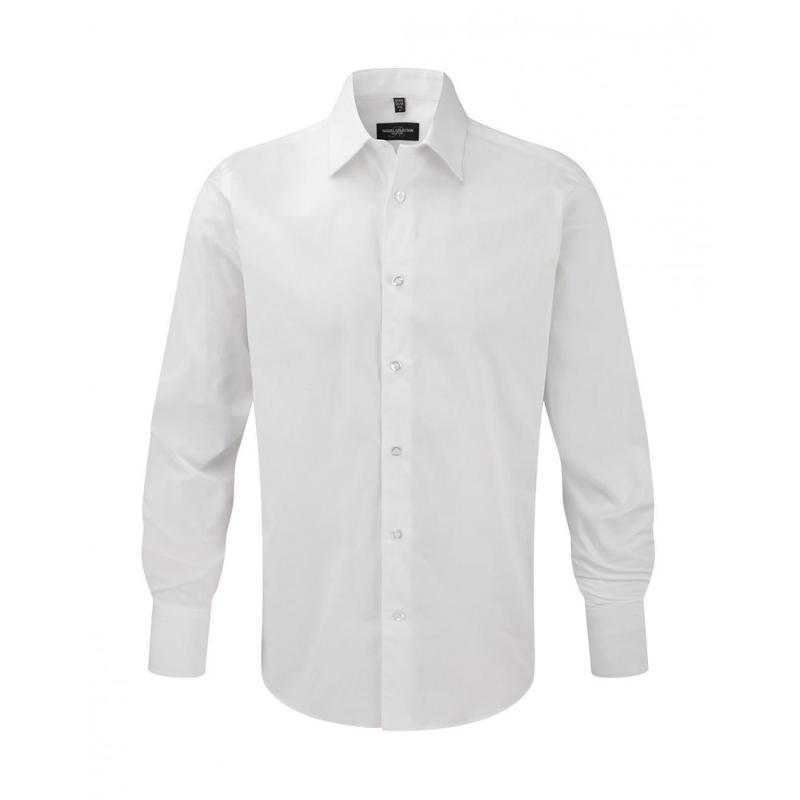 Chemise manches longues Stretch - Homme