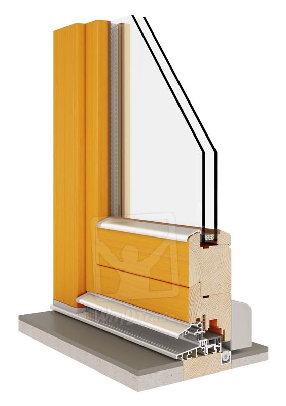 PSK Tilt&Slide Door (Wooden 68|78)