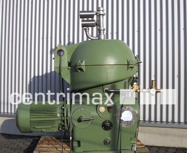 GEA Westfalia Separator Self-cleaning disc centrifuge - OSA 35-03-066