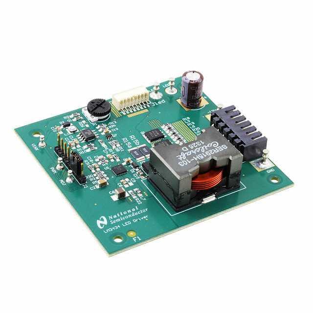 EVAL BOARD FOR LM3434SQ-20A - Texas Instruments LM3434SQ-20AEV/NOPB