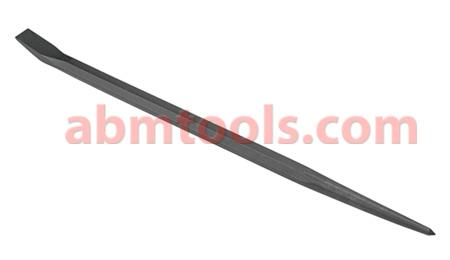 Crow Bar - Ideal for prying and levering heavy objects.