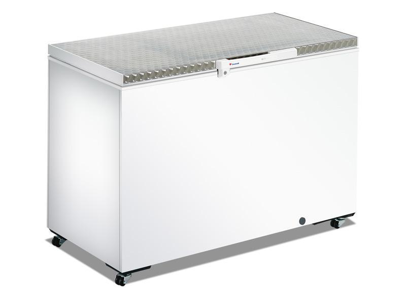 Chest freezer 413l -