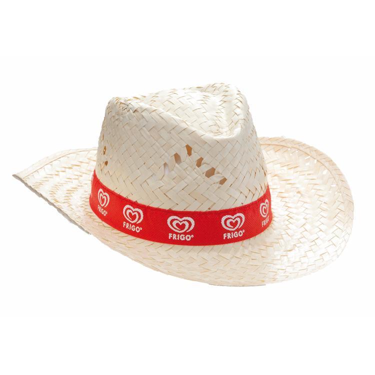 Sombreros de paja personalizados - Sombreros publicitarios personalizados de paja para publicidad