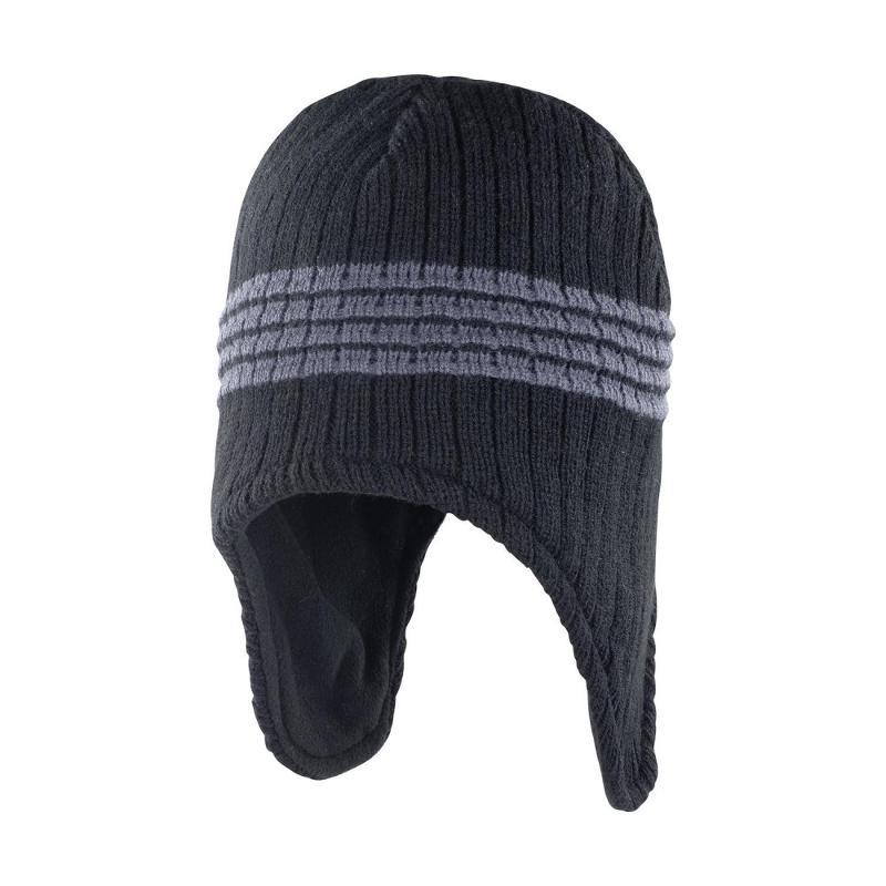 Bonnet avec protection oreilles - Bonnets
