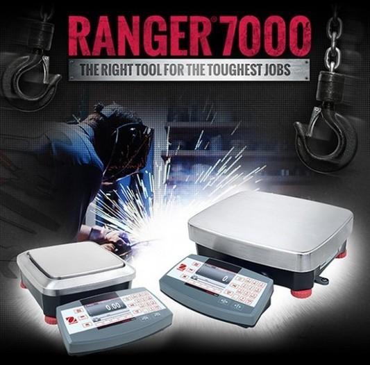 Ohaus Ranger 7000 R71MHD35EU-M - null