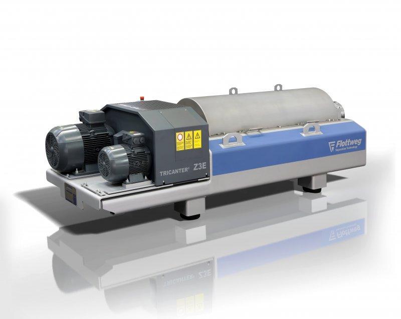 Tricanter® - Il decanter a 3 fasi di Flottweg per la vostra applicazione