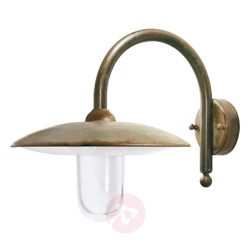 Stylish antique Casale outdoor wall light - Outdoor Wall Lights