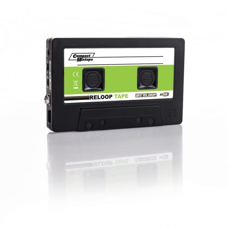 Sampler & Recoder - Reloop Tape