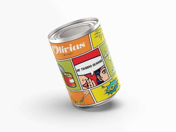 Jar Olivias Classic 4.25 kg - Olives and Pickles