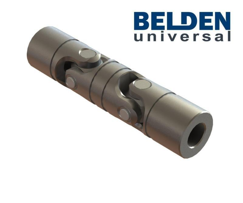 BELDEN High Strength Precision Double Universal Joints  - Cardan Joints, U Joint