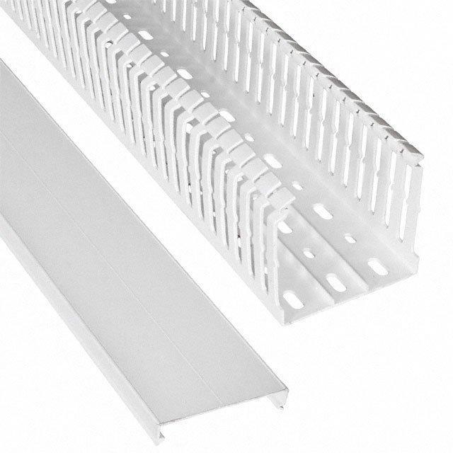 DUCT CABLE SLOT PVC WHITE 2M - Phoenix Contact 3240635