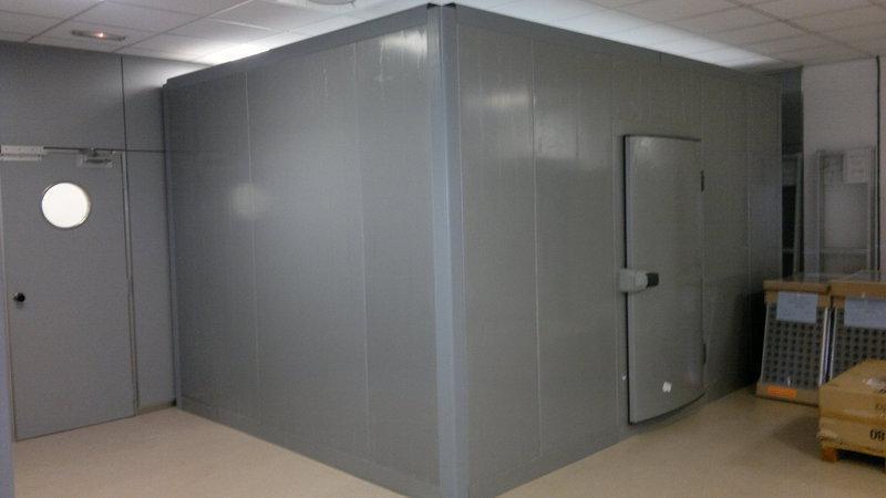 Cámara Frigorífica Económica, Modular Alta calidad. - Instalación Cámara Frigorifica  Conservación  Congelados , Llave  en Mano.