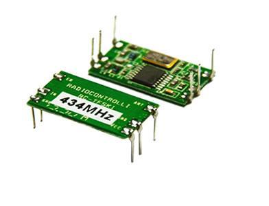 FSK Transmitter Module - 433.92/868.35MHz FSK Transmitter Module