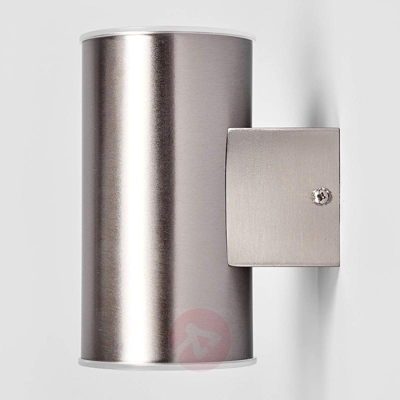 Morena - Stainless steel outdoor wall light LEDs - stainless-steel-outdoor-wall-lights