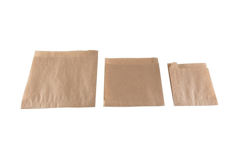 Sandwich paper bags - Paper bags for fast food, burgers, sandwiches