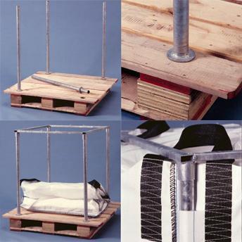 Flexible Schüttgutbehälter - Flutainer®