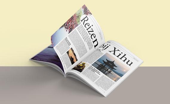 Tijdschriften ontwerpen - Tijdschriften, ontwerp, drukwerk