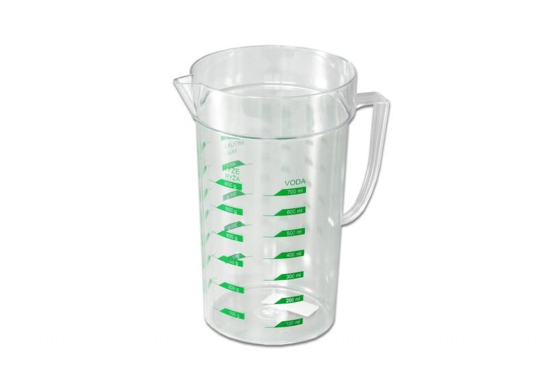Measuring Cup 0,75 L Printed - null