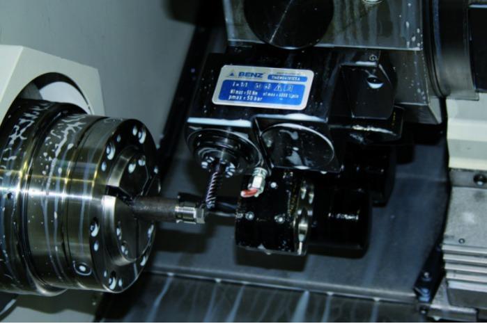 Statische Halter EMAG - Statische Halter für den Maschinentyp EMAG