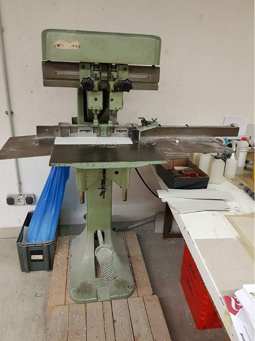 Hang 106 DT - Used Machine