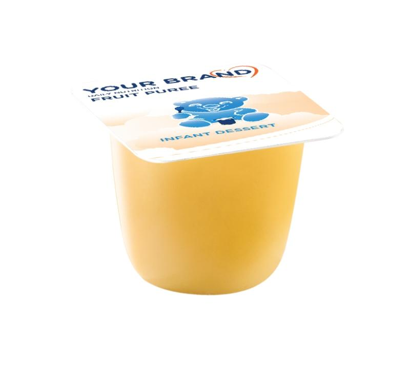 Weaning Food - Infant Milk-based Fruit Puree (from 6 months)