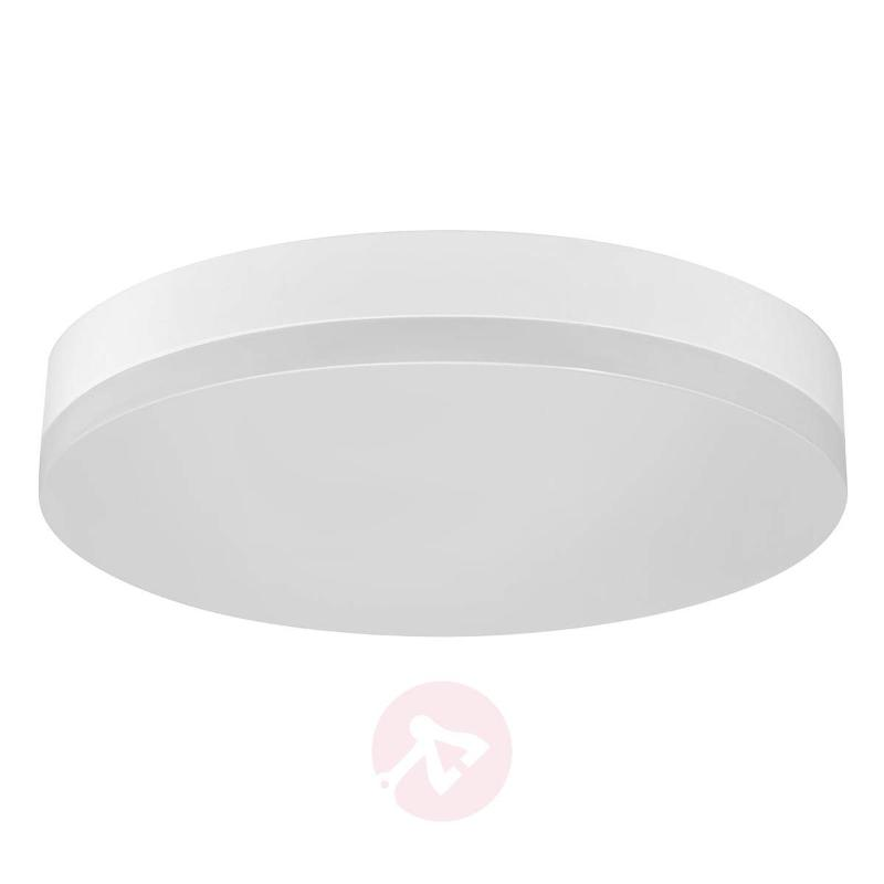 Office Round - LED ceiling light IP44, warm white - Ceiling Lights