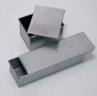 Formes de boîte pour la cuisson -