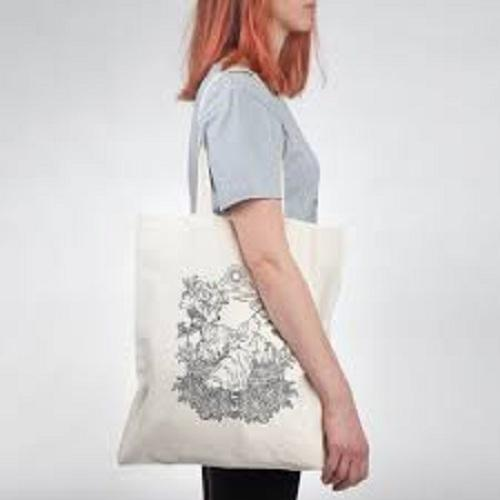 COTTON BAG  - LARGE EXPORT COTTON BAG