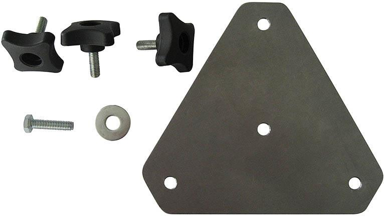 Tripod-assembly unit-Set for Brobusta All-round Lamp - null