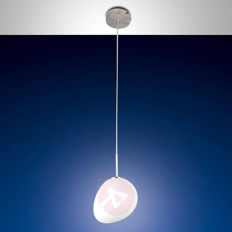 Evo LED Hanging Light Single-Bulb - Pendant Lighting