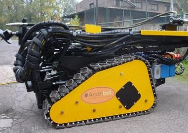 Andribot - anchor drilling robot